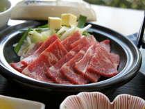 牛肉陶板焼き定食