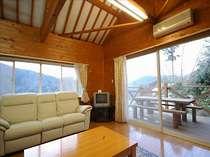 花別荘客室(一例)は、広々としており、グループに大人気の客室です!