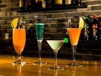 大人の贅沢プラン:食後のバーで一杯(イメージ)