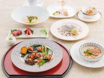 上高地フレンチ・ジャポネ/和風創作フランス料理(イメージ)