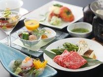 【6月の平日限定】直前割プラン  ご夕食:山暖簾会席  通常¥13,110→11,500円