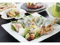 【1日20食期間限定】 料理長選りすぐり!夏の特撰会席コース
