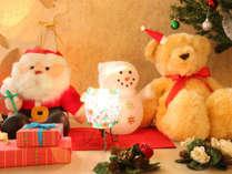 ★12/23~25宿泊の方対象◎サプライズ特典付(^^)/クリスマス限定プラン★<1泊2食>