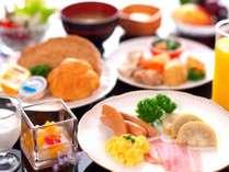 1日の活力は朝食から!!活力応援朝食付プラン<ダブルルーム>