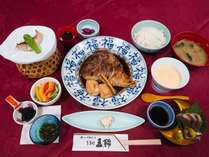 【平日限定】☆ビジネス2食付プラン☆~荒炊き御膳~