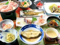 ■【満腹】鮎とお刺身と煮魚でお魚満載満足コース※季節によって内容が変更になります
