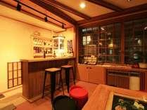 冬季限定OPEN「バーユートピア」食後に一杯、いかがですか?
