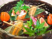 贅沢グルメプラン『Delicious(デリシャス)』 (露天風呂付き客室+色浴衣+部屋食+20.5時間ロングステイ)
