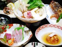 ★海鮮たっぷり堪能★色んな料理法でいただく地魚料理