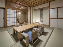 お部屋の一例(101号室)。ゆったりと落ち着ける和室