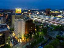 鳥取駅南口より徒歩1分です!!鳥取で1番駅から近いホテルです!!