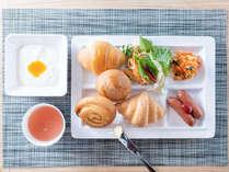 健康朝食のイメージ写真です♪