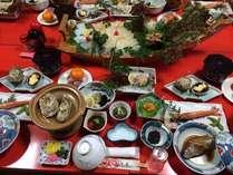 15120円コース(さらに伊勢海老の網焼きが付きます),三重県,新鮮味覚の宿 民宿 兵次屋