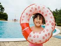 【ファミリーBBQ】夏休み☆家族旅行プール・イベント盛りだくさんの小豆島≪夏季限定BBQ≫