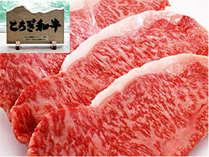 1番人気♪とちぎ和牛サーロイン【貸切り天然温泉】【スタンダード】【料理自慢】