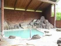 露天風呂 水沢温泉