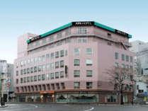 アパホテル<札幌すすきの駅西>(旧ススキノグリーンホテル2)