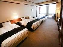 ◆エコノミーシックスルーム◆ 正ベッド2台ソファべッド4台