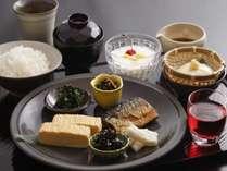 朝食和食セット