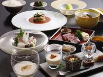 【和フレンチディナー】1泊2食付 <夕食5時半~>