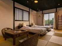 【1泊朝食付き】温泉風呂付き客室
