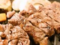 ◆人気プラン◆ボリューム満点!大分県産和牛ビーフステーキ200gを大満喫(個室風呂付)