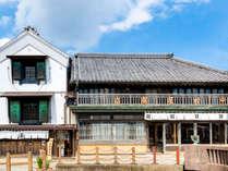 【GEISHO棟】県指定文化財の中村屋商店が、NIPPONIAとフロント兼レストランに生まれ変わりました。