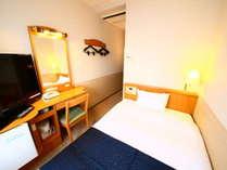 クラウドフィット シングルルーム 広さ:9平米 ベッド幅:120㎝
