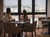 【エグゼクティブラウンジ】極め細やかなサービスでお客様のご滞在をサポート。