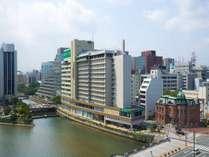 西鉄イン福岡(アクロス福岡前)