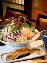 【じゃらん限定】伊勢海老&アワビも楽しめる≪豪華版・穴子づくし≫で海のスター級食材をご堪能♪