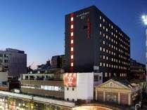ホテルフォルツァ長崎外観(イメージ)長崎市商業の中心である浜町はビジネスや観光に大変便利。