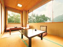 一般客室【和室12.5+4.5畳】 次の間(角部屋)