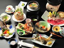 上州牛すき焼き(夕食イメージ)