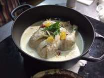 オリジナル丸鶏料理