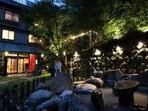 湯宿小国のオーベルジュわいた館の写真