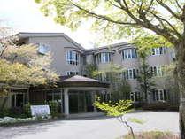 山中湖 花薫る宿 ホテル山水荘 (山梨県)