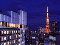 <外観>三井ガーデンホテル六本木プレミア