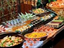 【春】和tasteバイキング  種類豊富な可愛い前菜小鉢(一例)