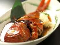 金目鯛の煮つけ一例