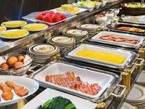 【ジョバンニ】県産食材を中心とした和洋ビュッフェの朝食で心と体が目覚めます。※イメージ
