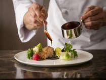 フレンチディナー「いわてTANT~冬から春へ~」※料理イメージ
