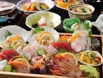 お魚好きな方はぜひこちらのプランをどうぞ! 気仙沼港町会席(夏)