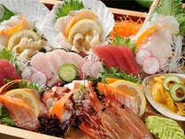 気仙沼港水揚げ 新鮮な魚介類が楽しめる