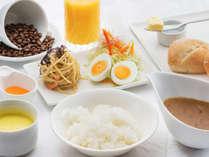 【朝食】YANAGIご宿泊のお客様は朝食無料です♪