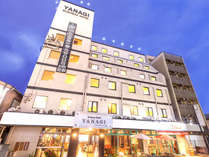 <JR小倉駅>より徒歩1分でホテルに到着♪ビジネスや観光にアクセス抜群です!