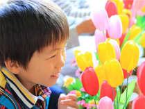 【スプリングフェスタ】館内が鮮やかに彩られるイースターカーニバル!