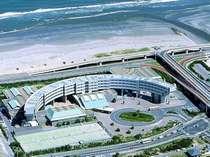 九十九里浜のオーシャンビュー・リゾート