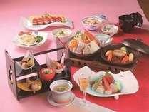 【浜大漁祭り】あったか鍋と九十九里の郷土料理 彩りコースプラン