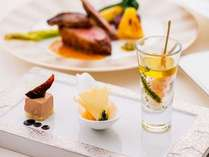 【エスカーレ】見た目も鮮やかなシェフこだわりの料理の数々をご堪能ください(イメージ)